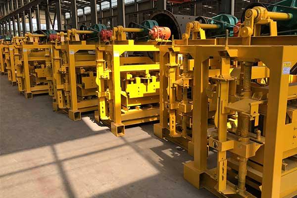 small-block-machine-factory