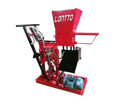 ECO BRAVA paver block machine