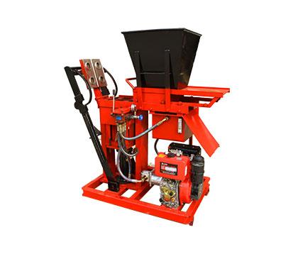 ECO BRB Diesel Interlocking Brick Making Machine