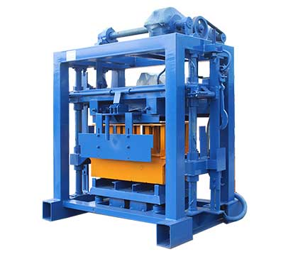 LMT4-40-Manual-Block-machine