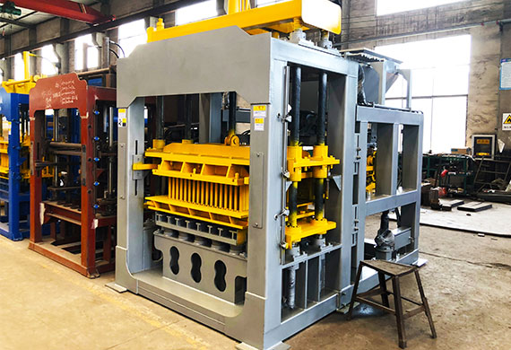 Lontto Solid Block Making Machine factory