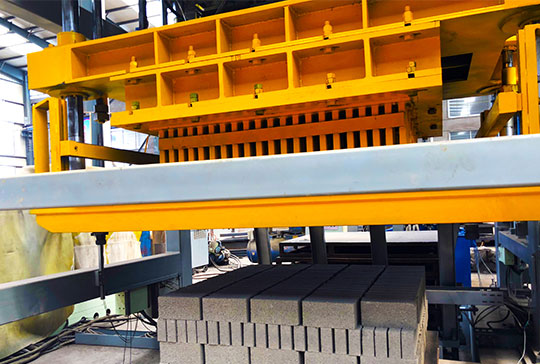 Lontto Solid Block Making Machine for sale