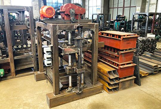 Lontto Solid Block Making Machine price