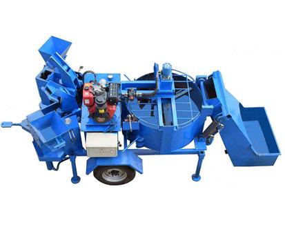 M7MI Twin Manual Brick Making Machine