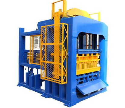 QT12-15 Automatic Fly Ash Bricks Machine
