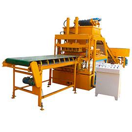 Hydraulic Clay Brick Machine