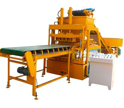 LT5-10 Compressed Earth Block Machine