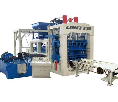 QT8-15 Fully-Automatic Hydraulic Block Making Machine