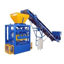 Semi-Automatic Block Maker
