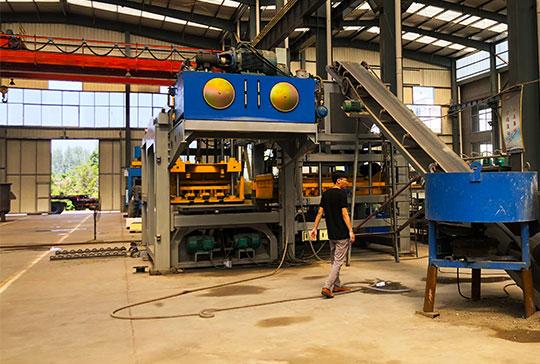 fully automatic brick making machine lontto
