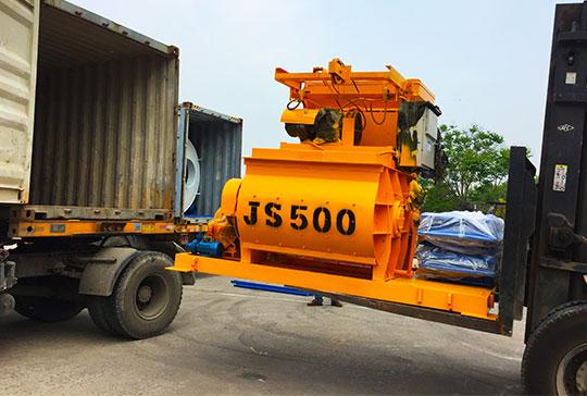 hydraulic brick making machine delivery