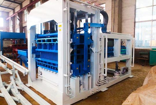 lontto concrete block maker machine for sale company