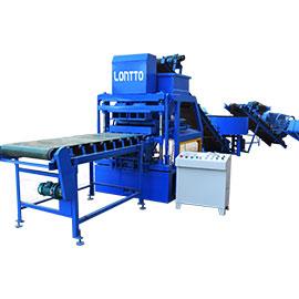 Automatic Soil Brick Making Machine