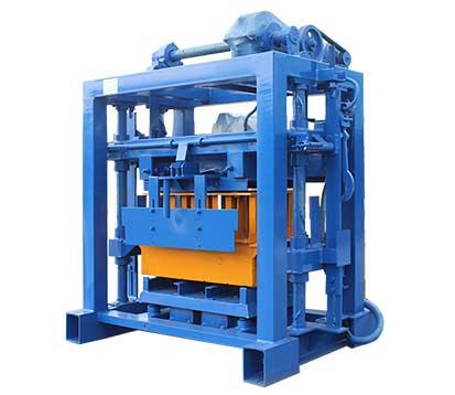 LONTTO LMT4-40 BLOCK MOLDING MACHINE