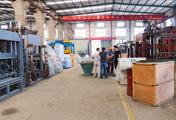 automatic block making machine supplier lontto