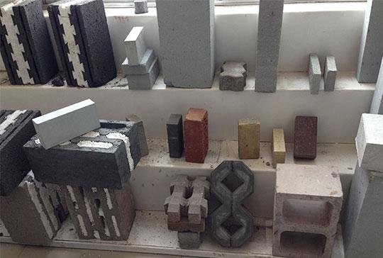 block molding machine company