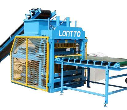 LT7-10 Automatic Soil Brick Making Machine