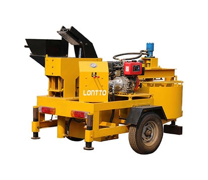 M7MI Red Soil Brick Making Machine