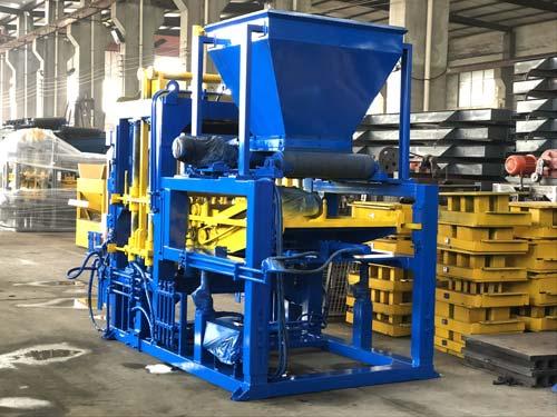 cement brick makign machine supplier in china