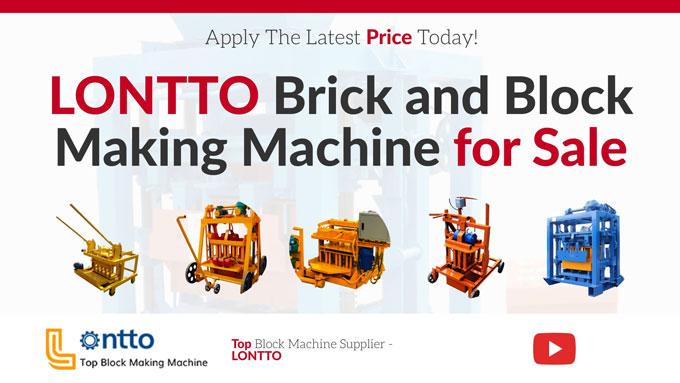 semi automatic interlocking brick making machine