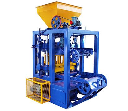 LMT4-40 Manual Concrete Block Making Machine in South Africa