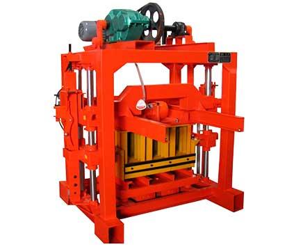 LMT4-40 brick making machine in south africa