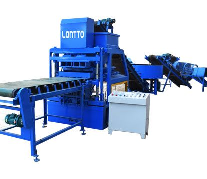 LT4-10 Automatic Clay Brick Making Machine in South Africa