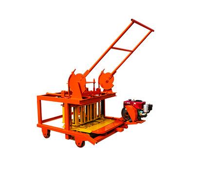 QCM4-30 Manual Concrete Block Making Machine in South Africa