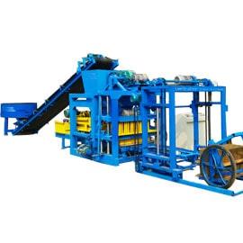 South Africa Automatic Block Making Machine