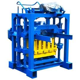 South Africa Manual Block Making Machine