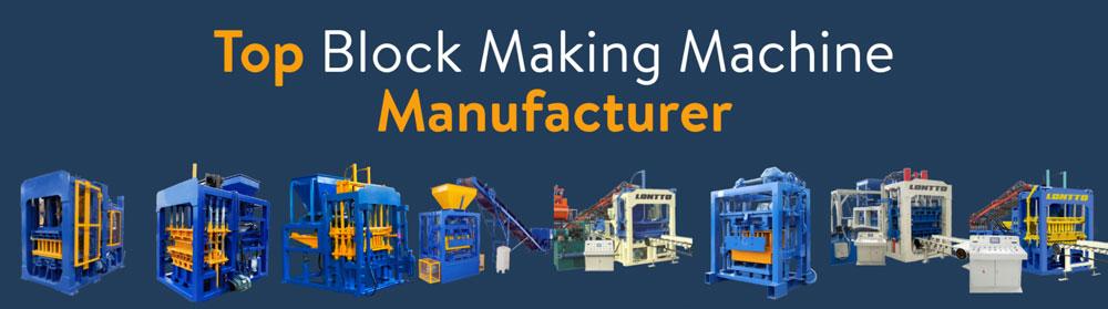 block making machine from china