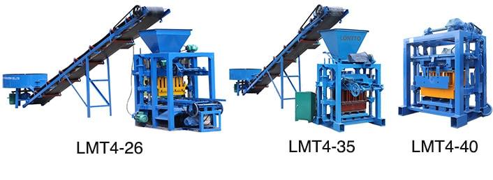 manual soild block making machine